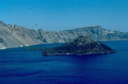 Crater Lake + Wizard Island
